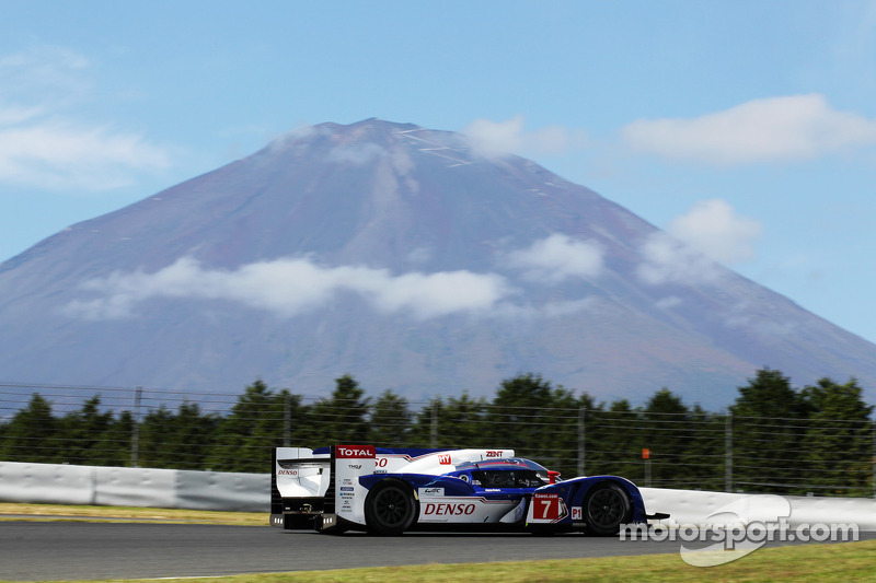 Fuji welcomes second FIA WEC Japanese race