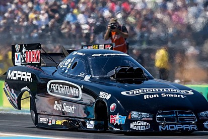 Hagan ready for countdown battle with John Force in Las Vegas