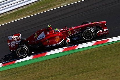 Scuderia Ferrari placed in top-10 in Friday's practice session
