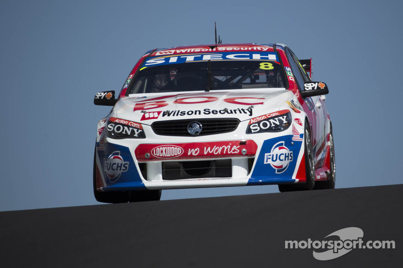 Top three start for Bright at Bathurst