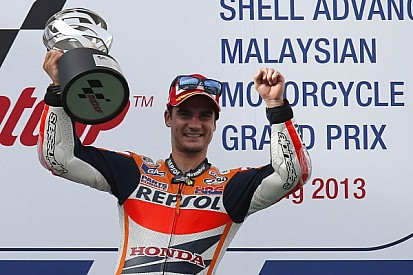 Pedrosa rides perfect race in Sepang for third win of the season