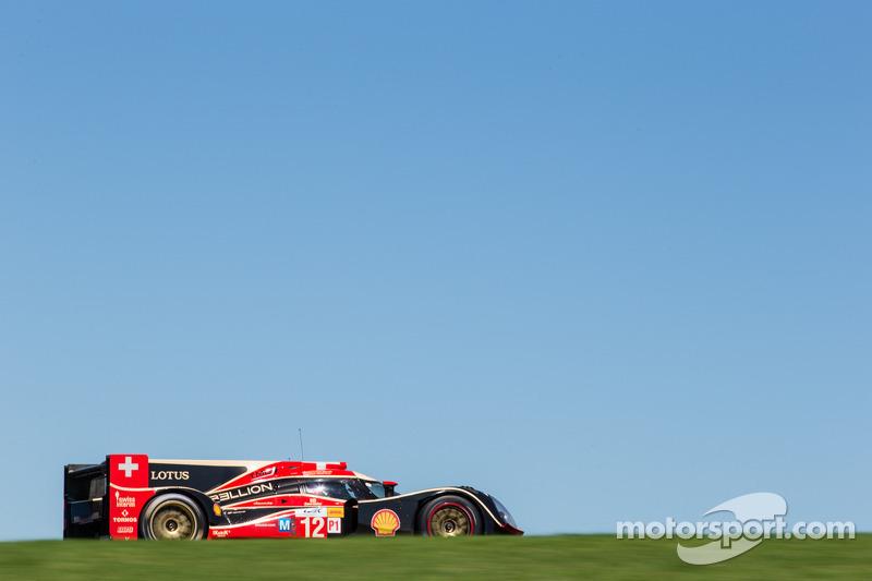 Rebellion returns to top Petit Le Mans test