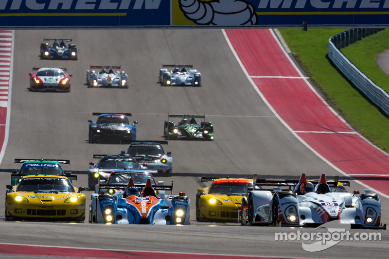 Racing milestone: Petit Le Mans final ALMS event