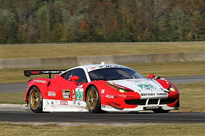 Sweedler, Keen and Mowlem in for last ALMS Petit Le Mans in Ferrari