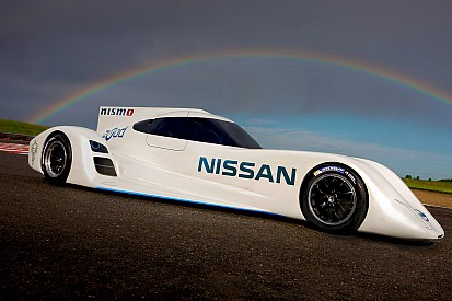 Nissan ZEOD RC makes public debut in Japan this weekend