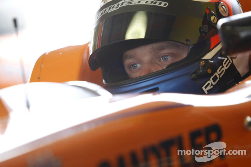 Down to the wire in Hockenheim for Marciello and Rosenqvist