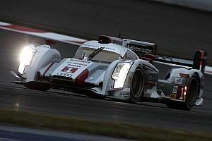 WEC Qualifying report Audi tump Toyota in close qualifying session in Fuji