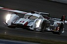 Audi tump Toyota in close qualifying session in Fuji