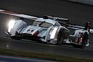 Audi tump Toyota in close qualifying session in Fuji