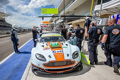 LMGTE qualifying: Aston Martin claim double pole in Japan
