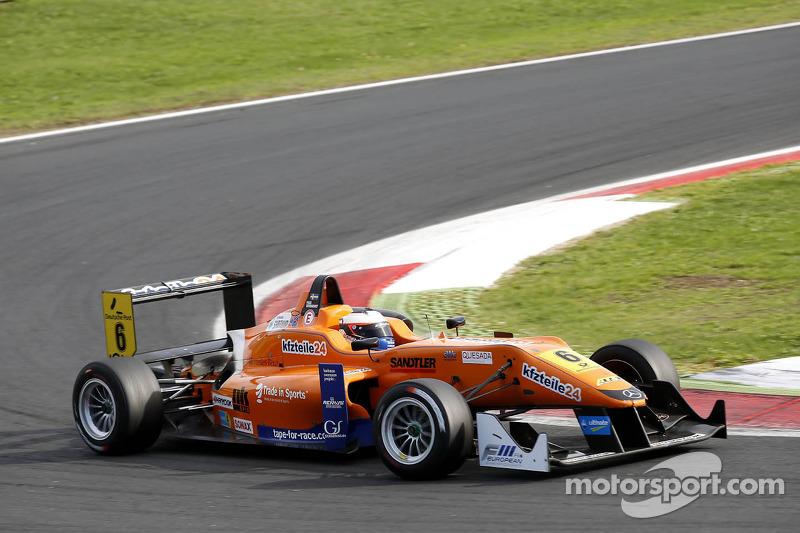 Rosenqvist wins to keep championship hopes alive at Hockenheim