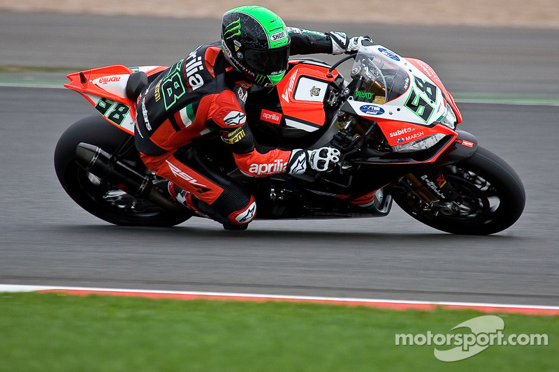 Laverty snatches Tissot-Superpole win over Sykes