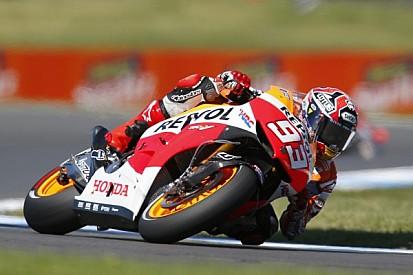 "History making ""bike swap"" for Australian Grand Prix"