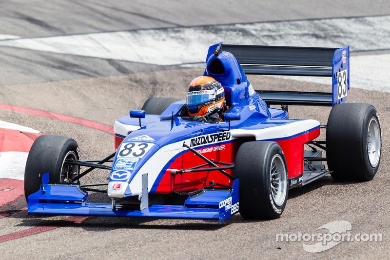 Pro Mazda champion joins United Fiber & Data for 2014 Indy Lights entry