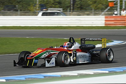 Raffaele Marciello is the FIA Formula 3 European Champion