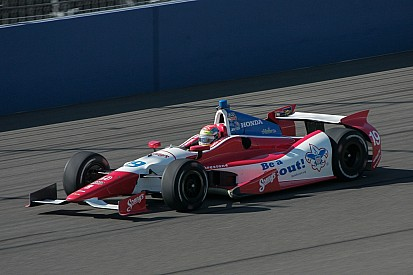 Justin Wilson finishes 6th in 2013 IndyCar Series Championship
