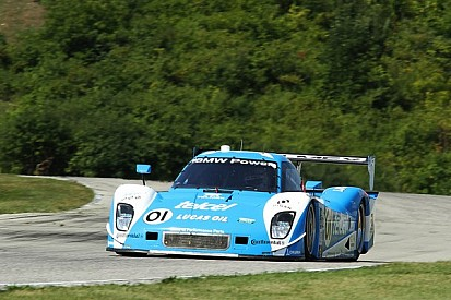 Ganassi remains with Daytona Prototype cars for the TUSCC debut