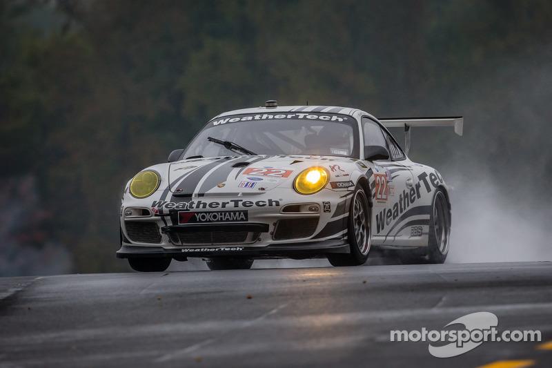 WeatherTech Racing wins ALMS GTC Championship at Petit Le Mans