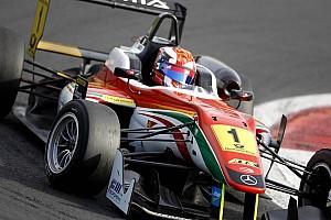 F3 Europe Special feature FIA Formula 3 European Champion Raffaele Marciello in portrait