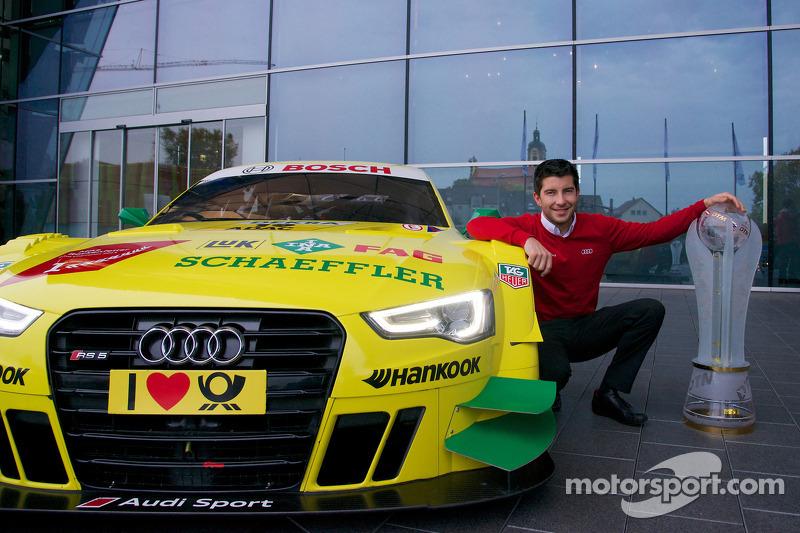 DTM: All nine Audi DTM champions pictured 1990 – 2013