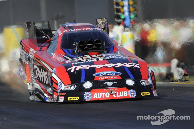 Langdon, C.Force, Johnson and Arana lead Friday qualifying at Las Vegas