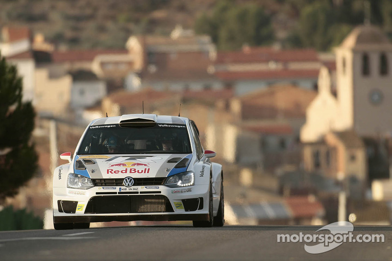 Latvala leads leg 2 but Sordo holds aces