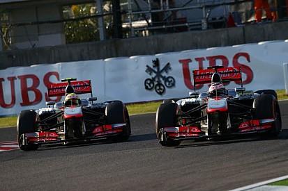 Perez hints McLaren's 2014 decision 'made'