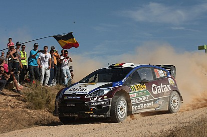 Neuville recovers 4th in Fiesta-dominated top-10 in Spain