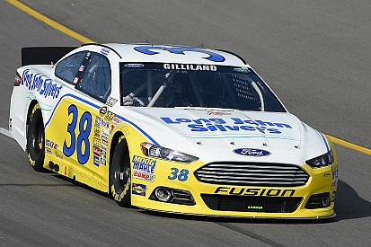 Gilliland looks forward to rough ride in Texas