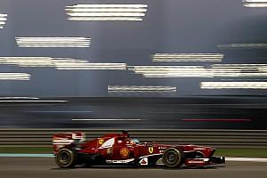 Formula 1 Practice report Ferrari: Searching in the dark at Abu Dhabi