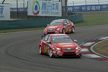 Macdowall into independents podium double figures in Shanghai
