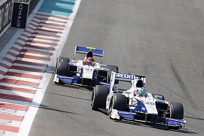 Berthon ending up in 13th and Raimondo finishing in 15th place at Abu Dhabi