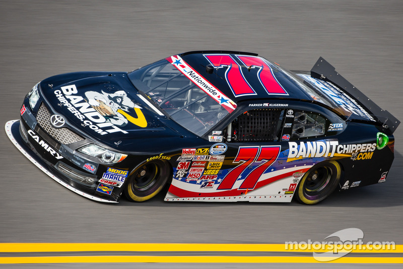 Kligerman finishes 13th at Texas