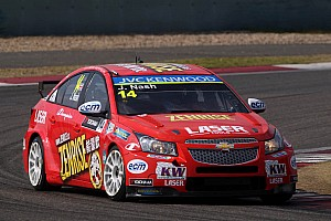 WTCC Race report James Nash is almost there