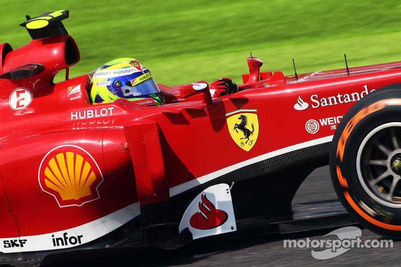 Felipe Massa: always a Ferrari man