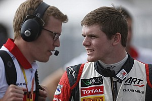FIA F2 Breaking news Daly confirmed for final day of GP2 testing in Abu Dhabi