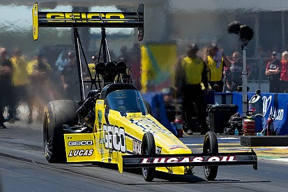 Lucas looking for win at Pomona to cap professional driving career