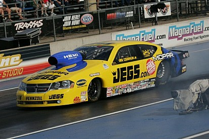 Coughlin poised to claim 5th Pro Stock world championship title