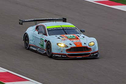 Double pole for Aston Martin in Shanghai
