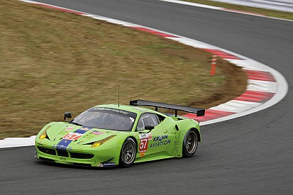 6 Hours of Shanghai did not bring a good result for the Krohn Racing Team