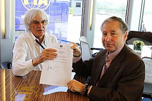 Formula 1 Breaking news FIA to take $120m F1 ownership stake