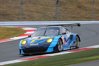 Ruberti ended close to the podium on the 6 Hours of Shanghai