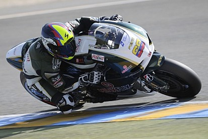 Yonny Hernández and Pramac Racing Team together for 2014