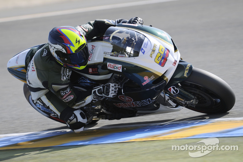 Yonny Hernández and Pramac Racing Team together for 2014