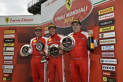 Scuderia Corsa's Harry Cheung earns double victory at Mugello