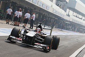 Formula 1 Breaking news Sauber has paid electricity bill - Kaltenborn