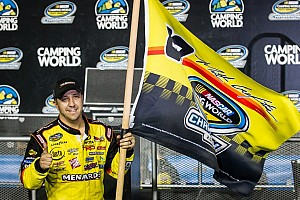 NASCAR Truck Breaking news Matt Crafton grabs the champions crown, Kyle Busch the owners' title