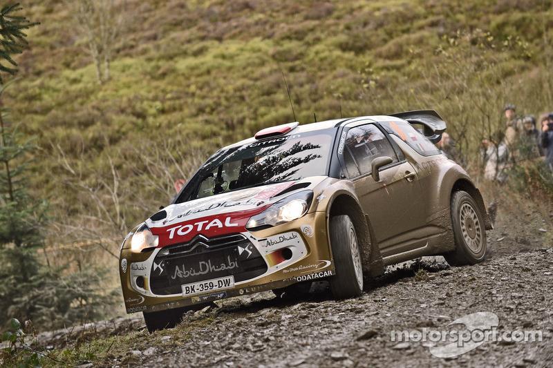 More spills than thrills for Citroën