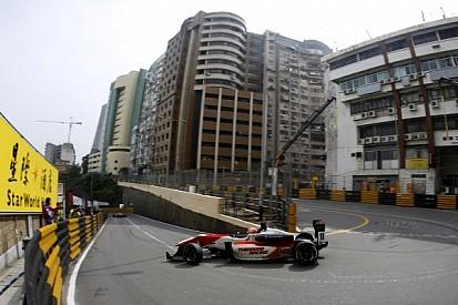 Lynn wins Saturday race at Macau to claim GP pole
