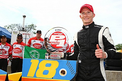 Ed Carpenter Racing adds Mike Conway to 2014 IndyCar series driver lineup